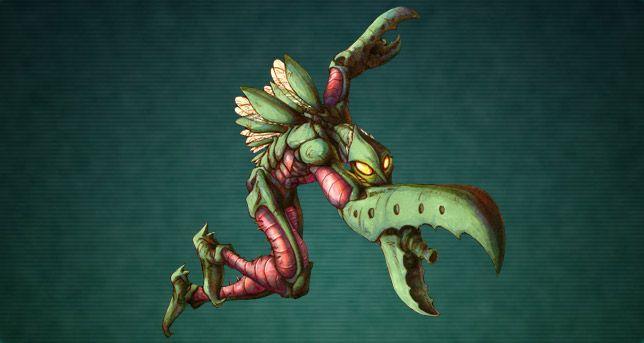 21+ Metroid zebesian info