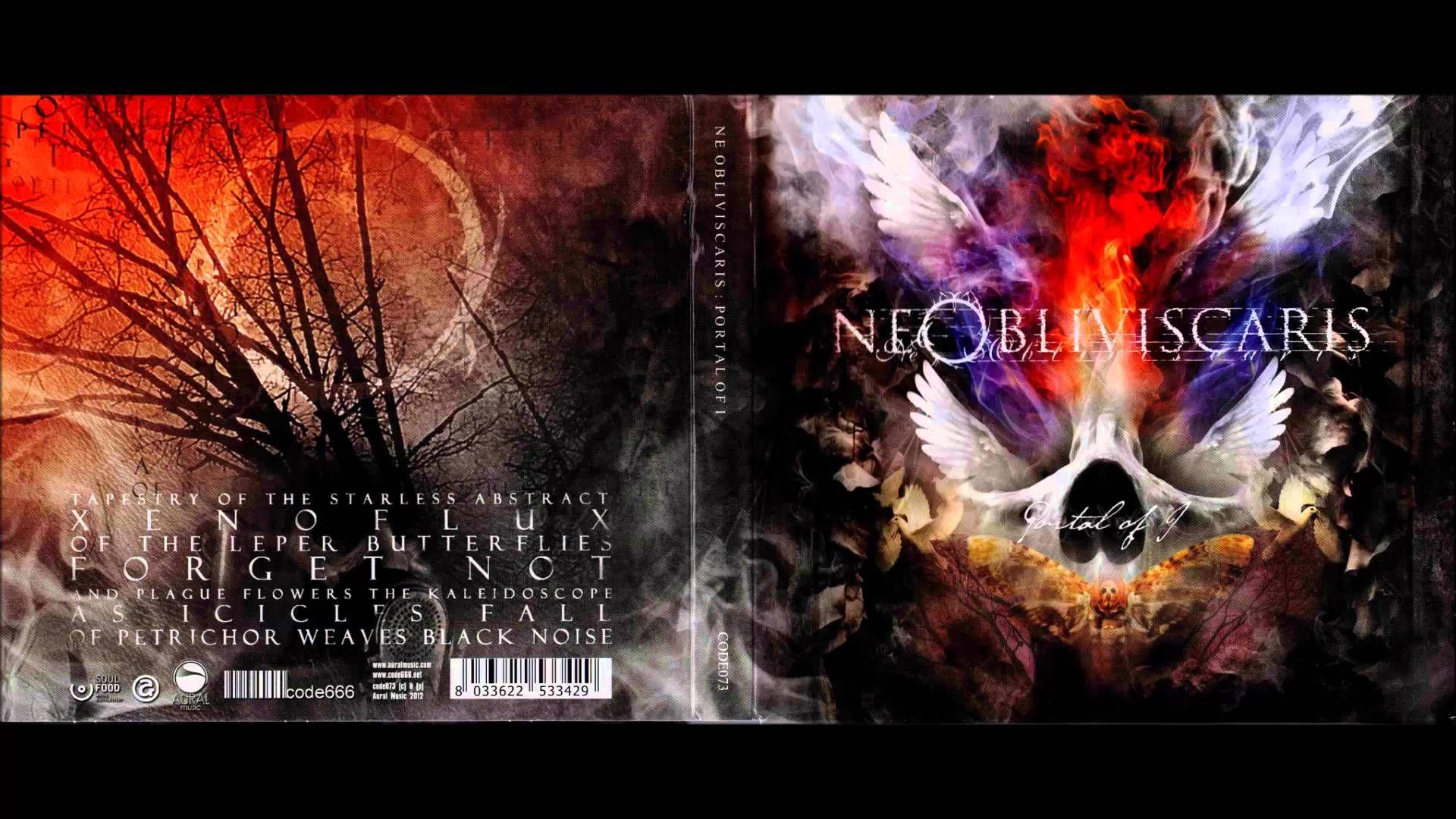 Ne Obliviscaris Portal Of I Cover Album Art Metal
