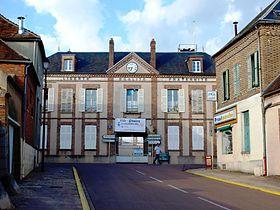 Thorigny-sur-Oreuse (Saint-Martin-sur-Oreuse), Bourgogne, France