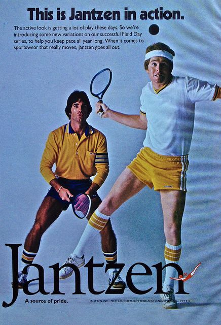Baseball Mens Shorts 1980s