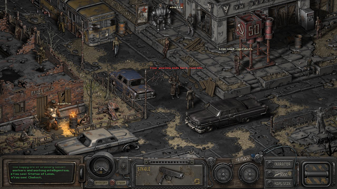 Pin by Hendry Roesly on Pixel Isometric Fallout, Ussr