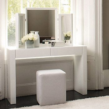 Untitled Page All White Bedroom Bedroom Dressing Table Dressing Table