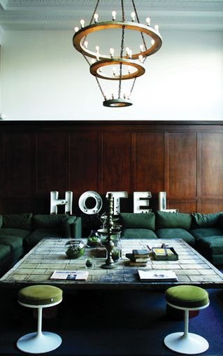 Portland Ace Hotel Boutique Oregon