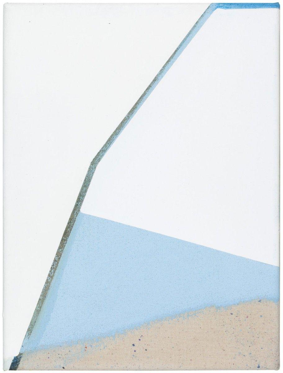 Svenja Deininger Untitled, 2013 oil on canvas 28 x 21 cm http://decdesignecasa.blogspot.it