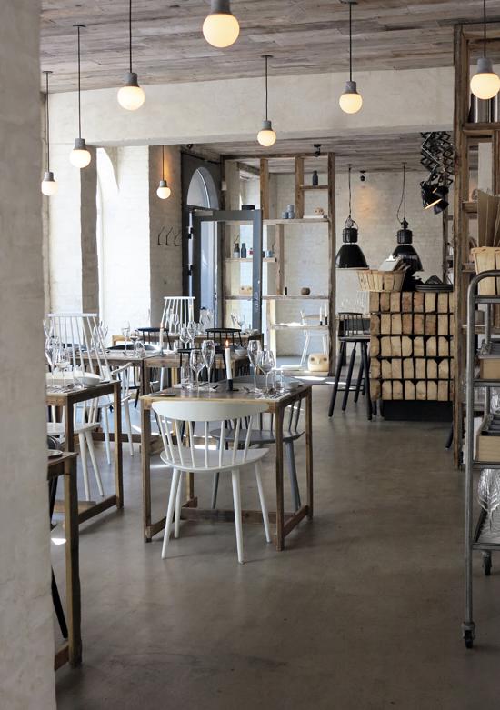 Stylizimo restaurant höst copenhagen light it up