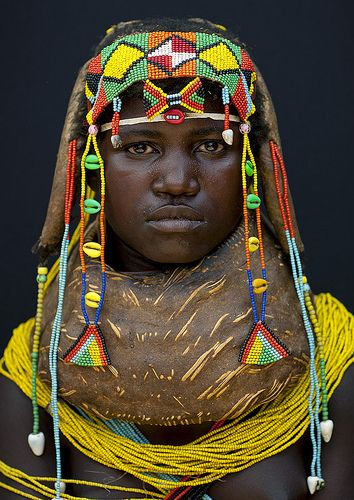 The People With No Name, Mumuhuila Tribe - Angola
