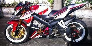 Foto Modifikasi Motor Yamaha Vixion Dengan Gambar