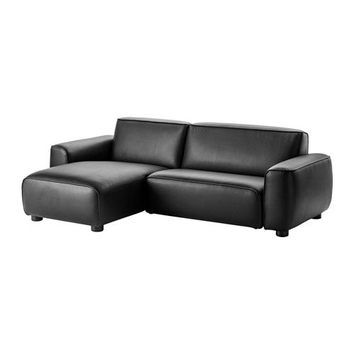 Sofa Beds DAGARN Loveseat with chaise IKEA Durable coated fabric that has the same look and feel as