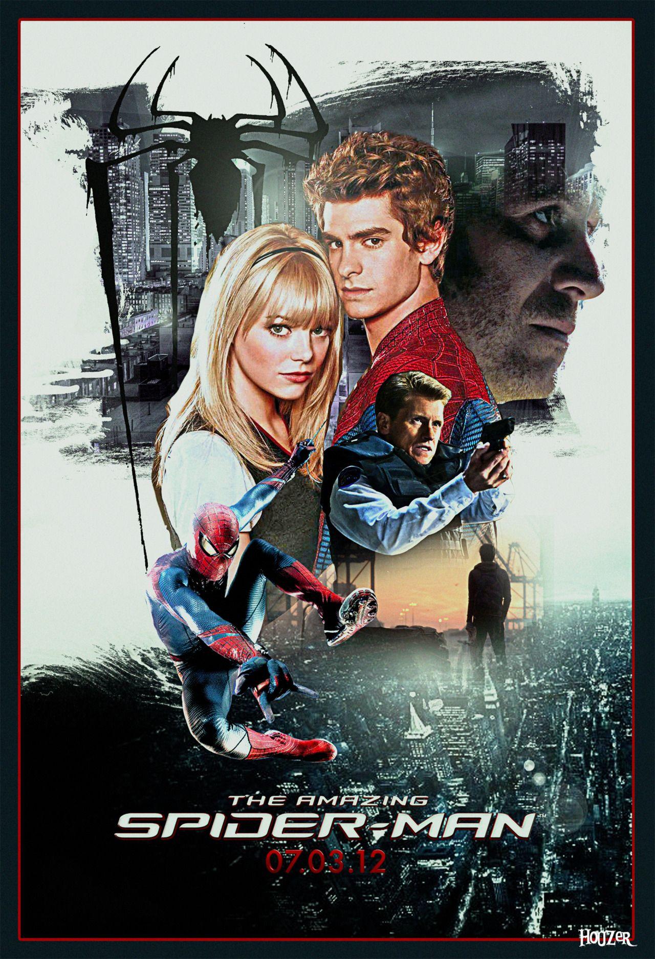 Amazing Spider Man Poster Art Geek Movies Spiderman Amazing Spiderman