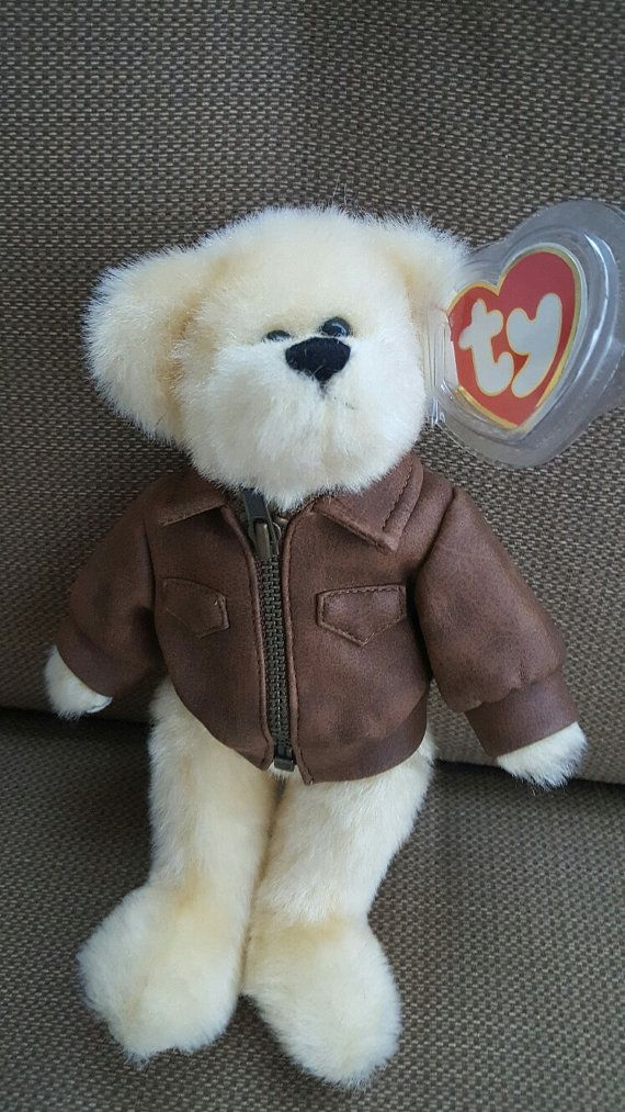 f41aacc207f Vintage - Ty Attic Treasures - Baron the bear