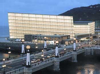 Kursaal Auditorium and Congress Center