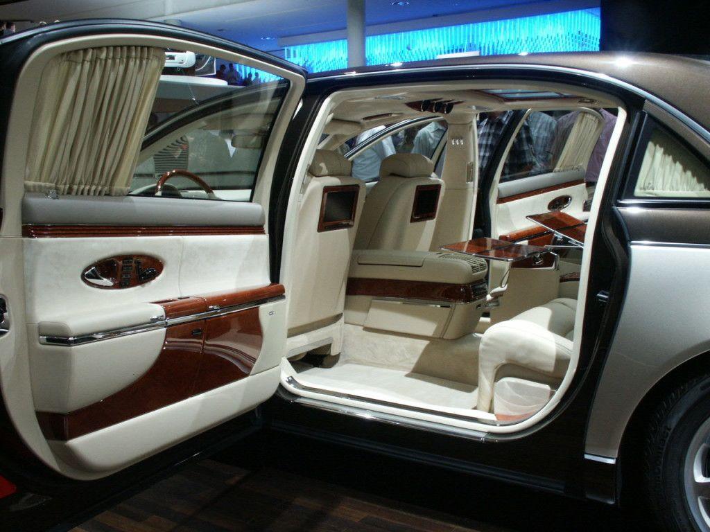 Maybach62 A Daimler Chrysler Ag Masterpiece Maybach Car Maybach Luxury Cars