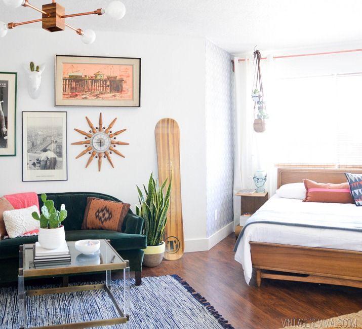 45 Master Bedroom Design Ideas That Range From The Modern: Ashy's Desert Nomad Bedroom Makeover Reveal