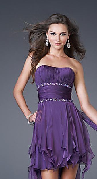 Sexy Short Chiffon Natural Tube Sleeveless Evening Dresses tkzdresses25481yj #shortdress #homecomingdress