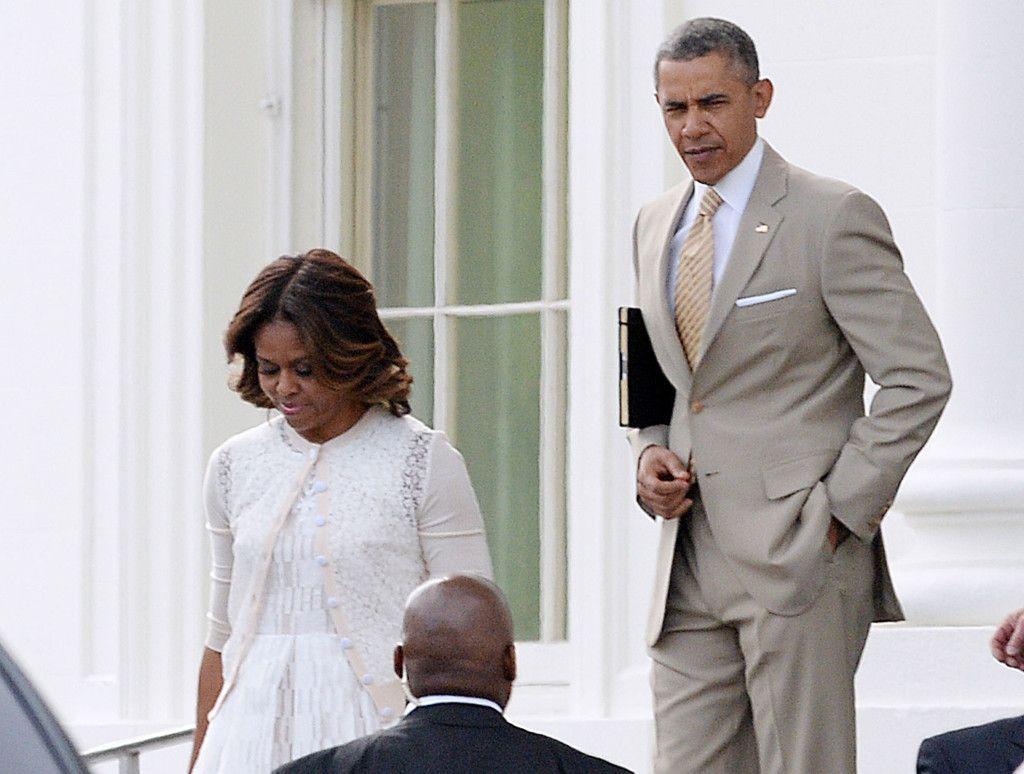 Obama's tan suit   Grey Hair - Men   Pinterest   Tan suits, Pocket ...