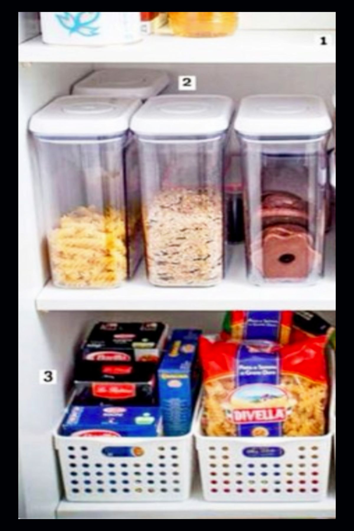 No Pantry How To Organize A Small Kitchen Without A Pantry Decluttering Your Life Kitchen Without Pantry Small Pantry Cabinet Small Pantry Organization