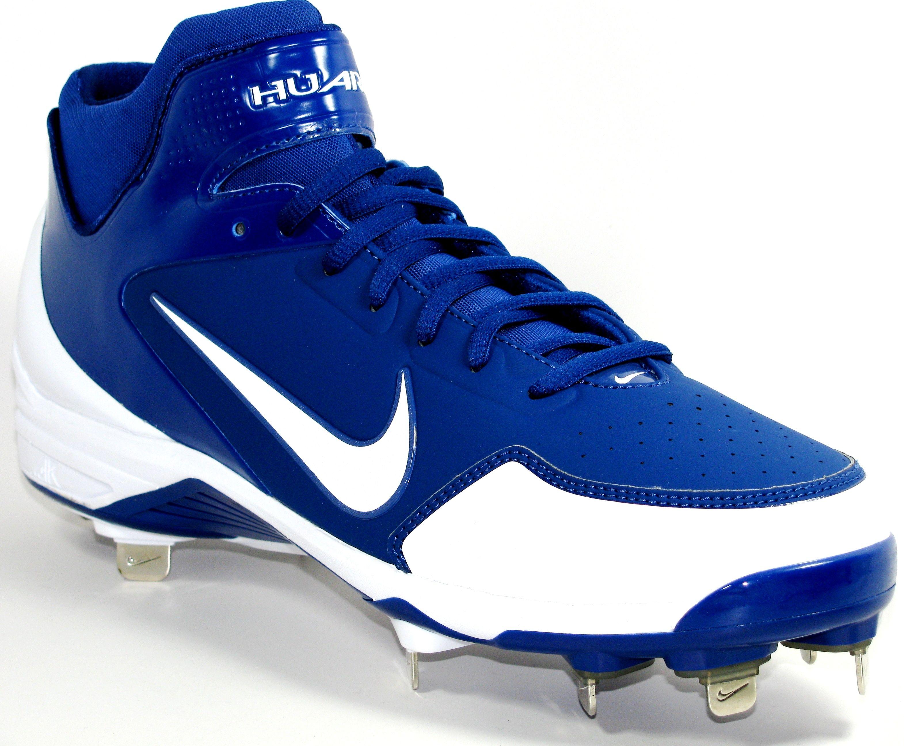 Mens Nike Air Huarache 2K Fresh Baseball Cleats  edc86579e284