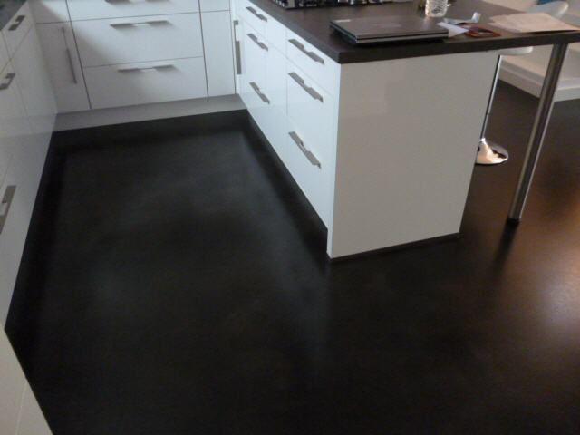 Industrieboden samafloor bs180 selbstnivellierende - Badezimmer 15qm ...