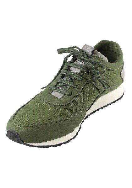 EKN Footwear Sneaker 'Seed Runner' grau oliv #schuhe #fashion #shoes #sn…