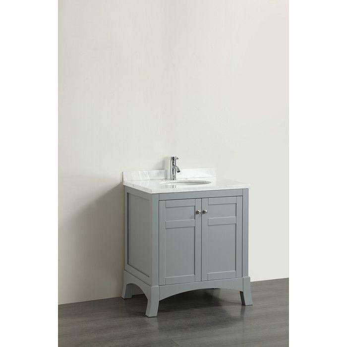 Eviva New York 30 Single Bathroom Vanity Set Wayfair