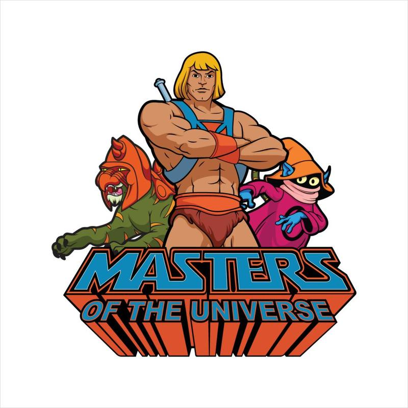 Masters Of The Universe Shadow Of She Ra Men/'s T-Shirt