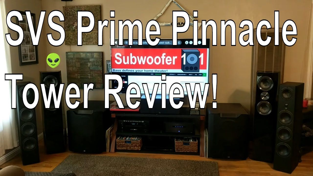 Svs Prime Pinnacle Tower Speaker Review Compared To The
