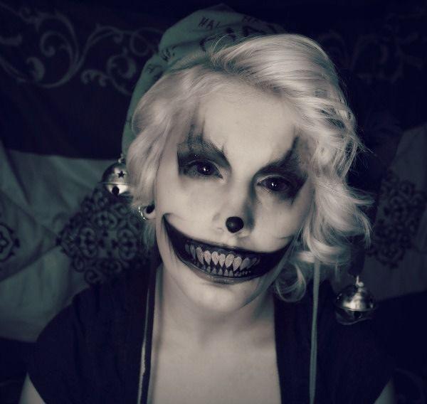 Happy Halloween! Spooky Makeup Feature: GimmeGammi! | Happy ...