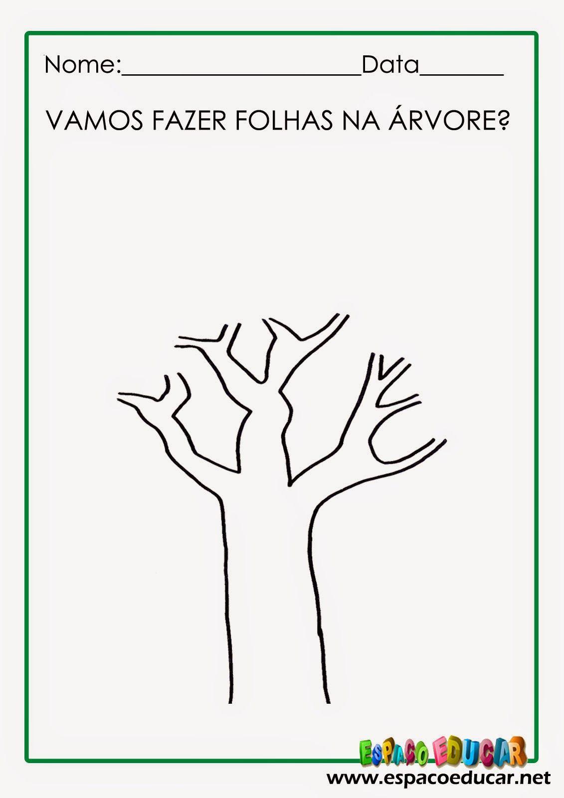 Espaço Educar Dia Da árvore Datas Comemorativas Dia Da árvore