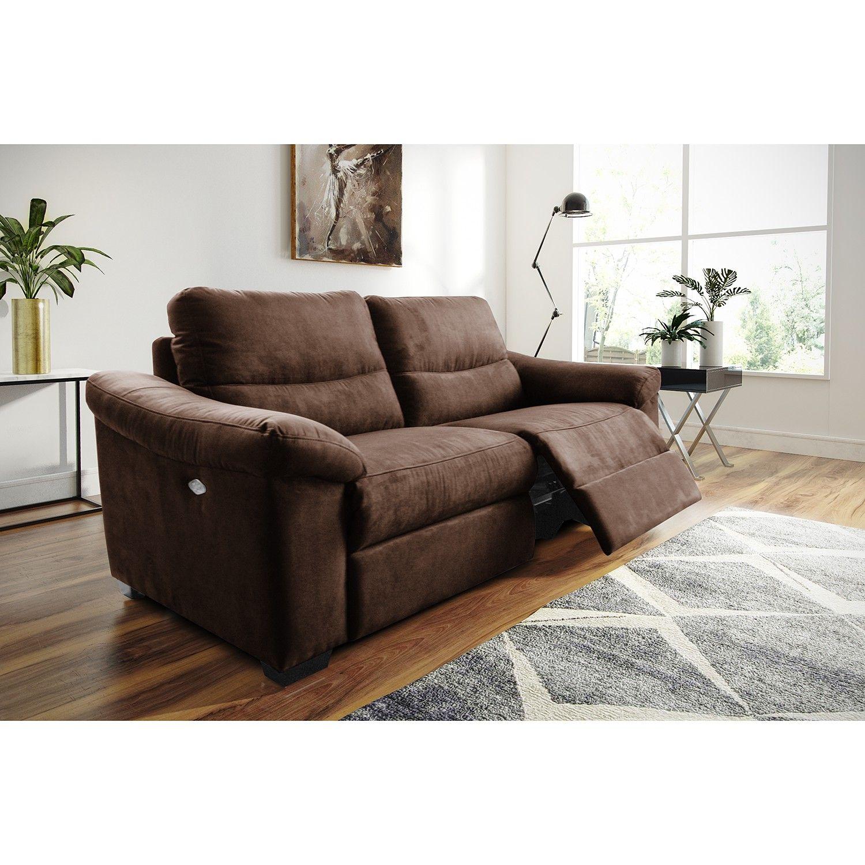Sofa Lamexa Ii 2 5 Sitzer Haus Deko Couch Mit Schlaffunktion Kleine Wohnzimmer