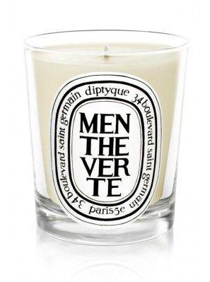 Menthe Verte Mini Candle