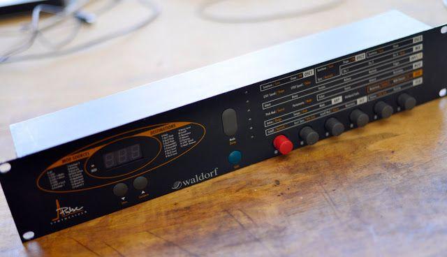 MATRIXSYNTH: Waldorf Pulse : 3-osc Vintage Monophonic Analog Sy...