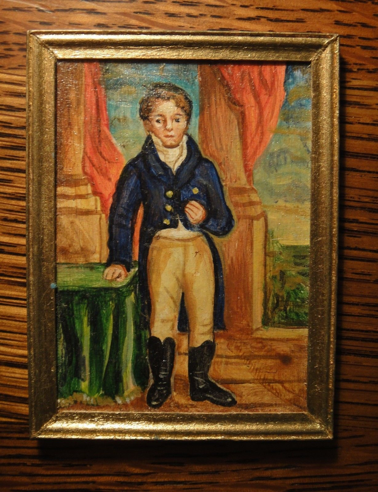 Artisan Amanda Skinner S Oil Painting Young Aristocracy