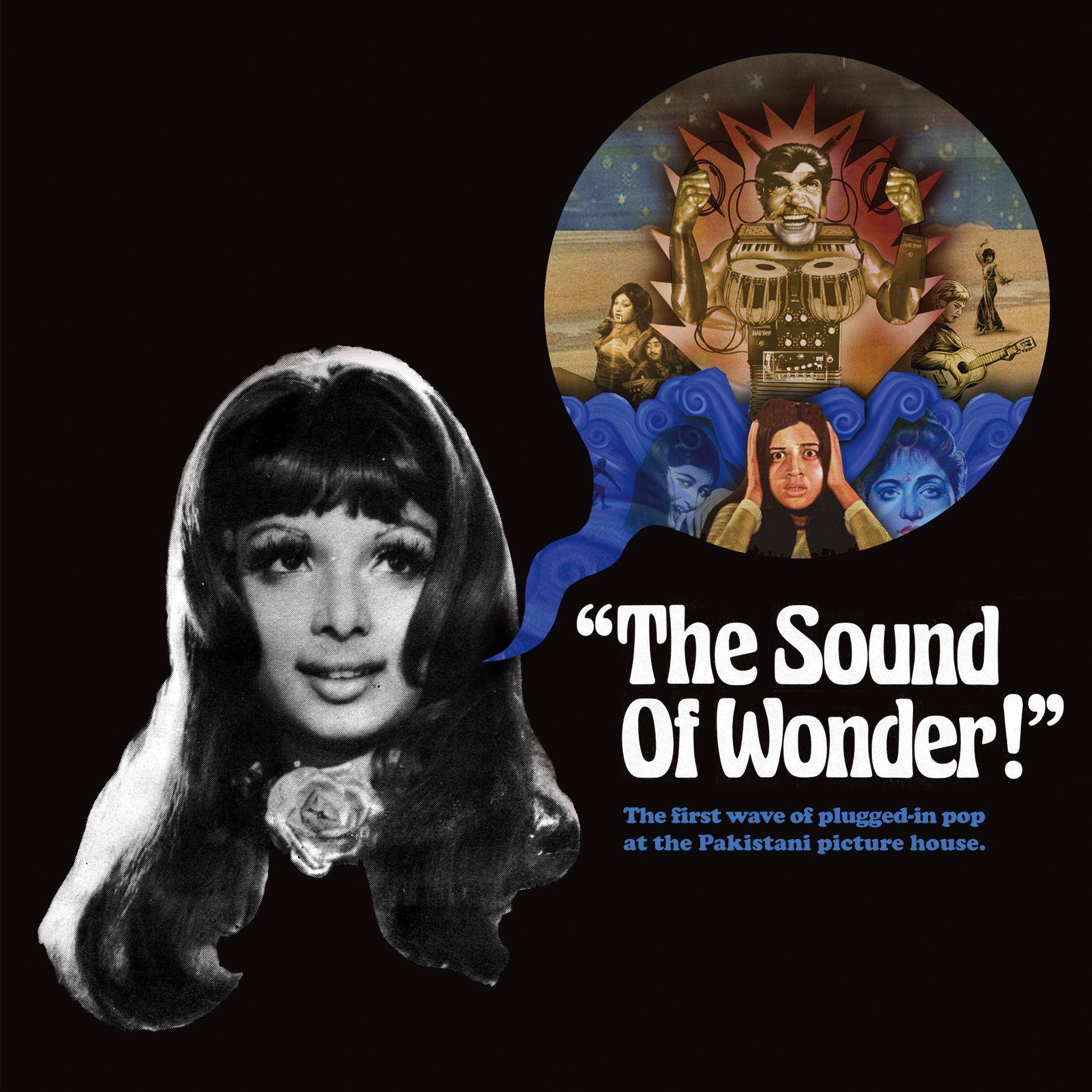 Various Artists The Sound Of Wonder! FKR023CD/LP The