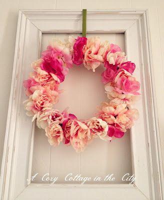 Dollar Tree Valentine S Day Wreath St Valentine S Day Pinterest