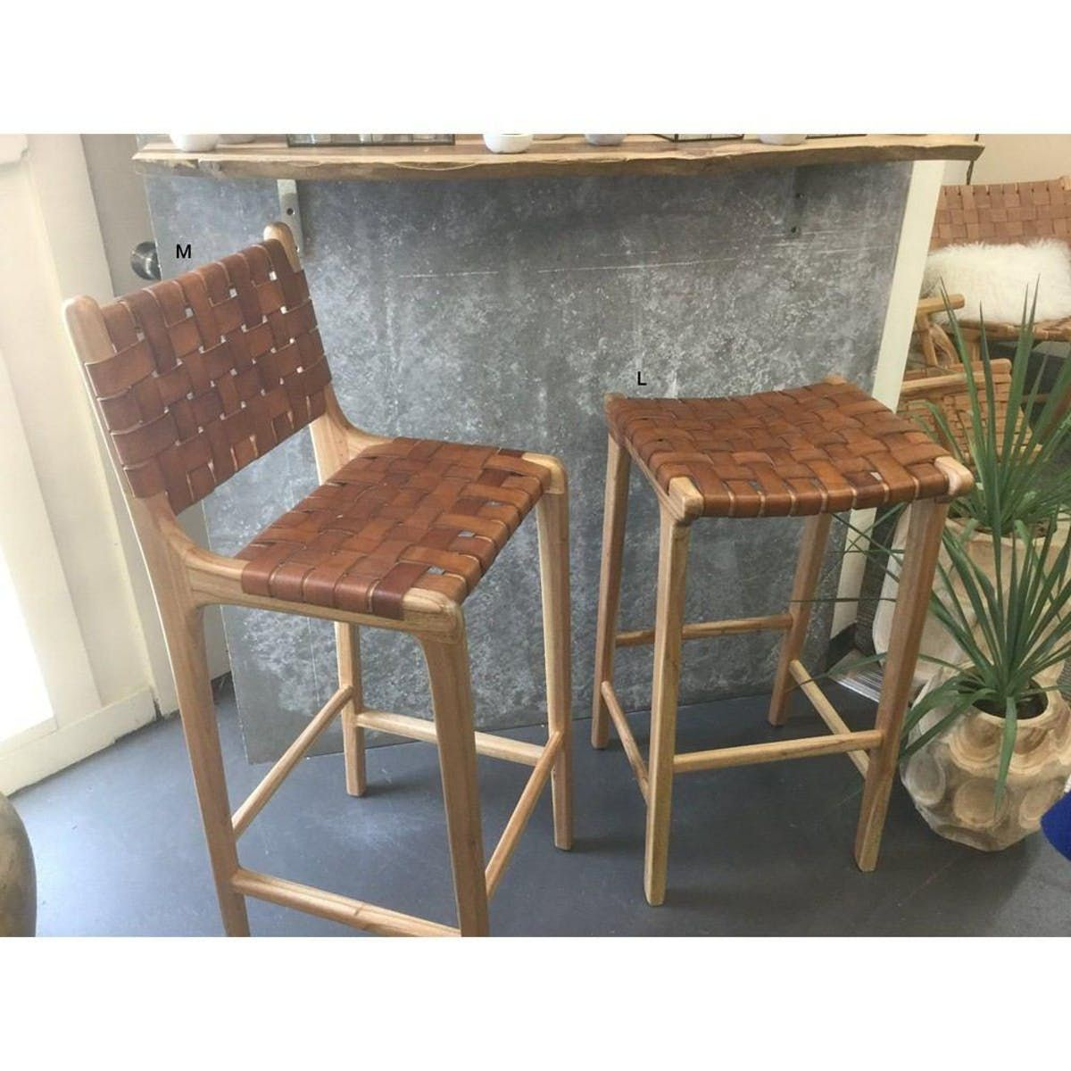 Roost Padron Barstools