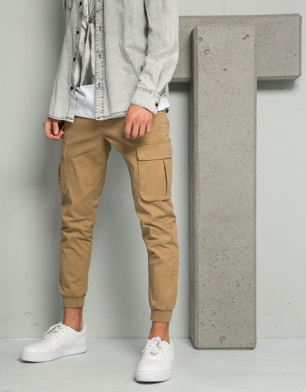 recherche de véritables style limité large éventail Pantalon jogging cargo | pp | Pantalon cargo homme, Pantalon ...