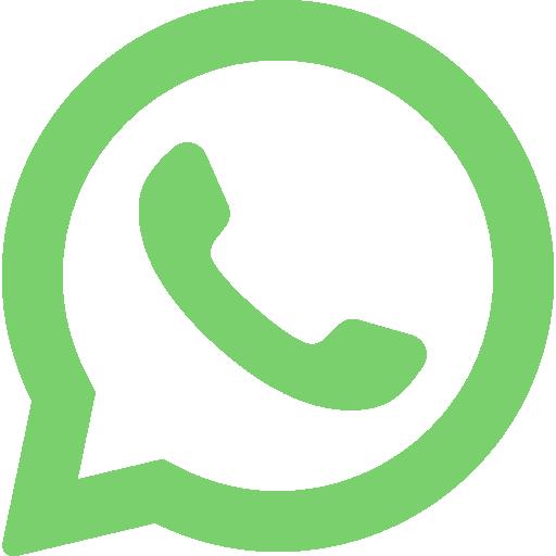 Resultado de imagen de icono whatsapp blanco
