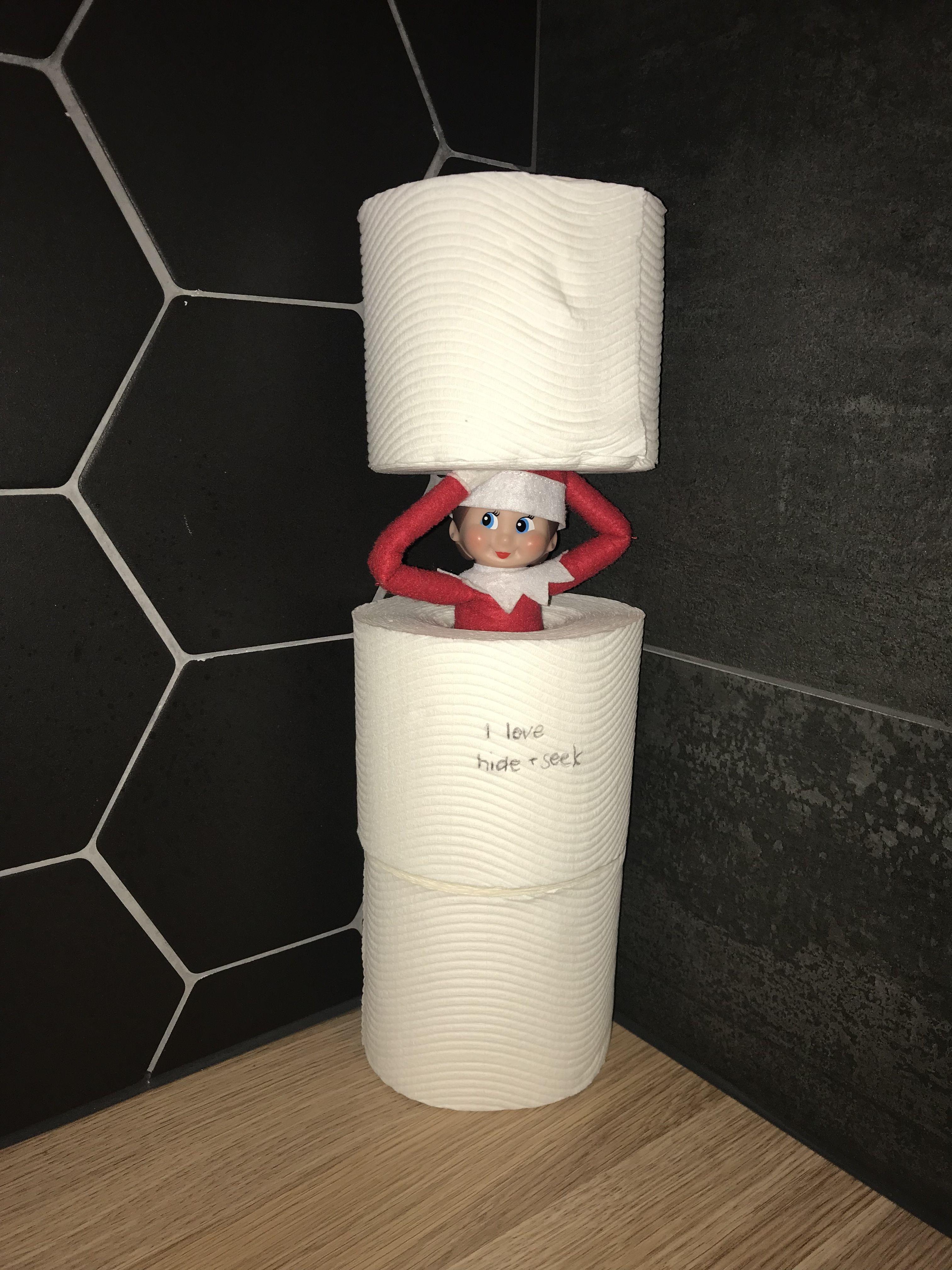 Elf on the shelf hide and seek Elf, Elf on the shelf