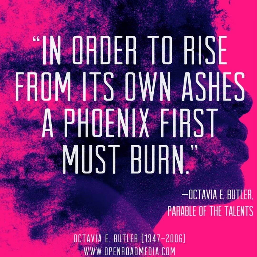 Pin On Octavia Butler Quotes
