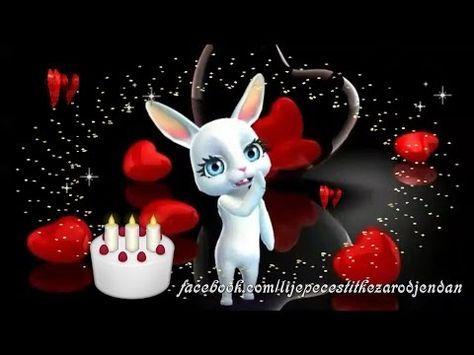 rodjendan youtube Sretan rođendan ❤   YouTube | part1 | Pinterest | Youtube rodjendan youtube
