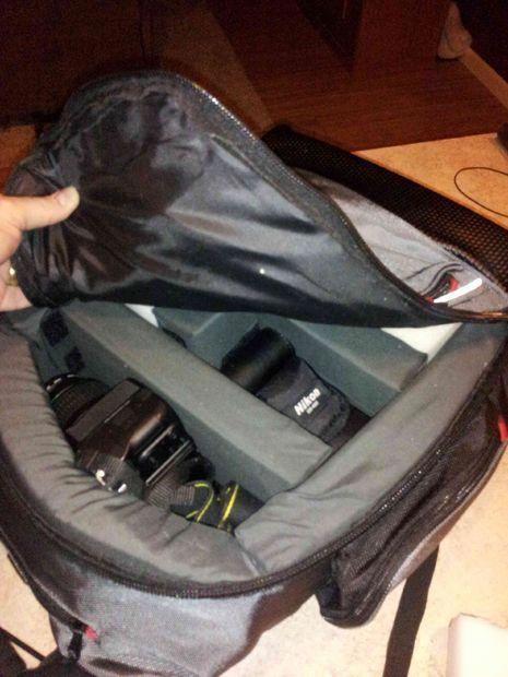 DIY DSLR Camera Backpack in 2020   Camera backpack, Dslr ...