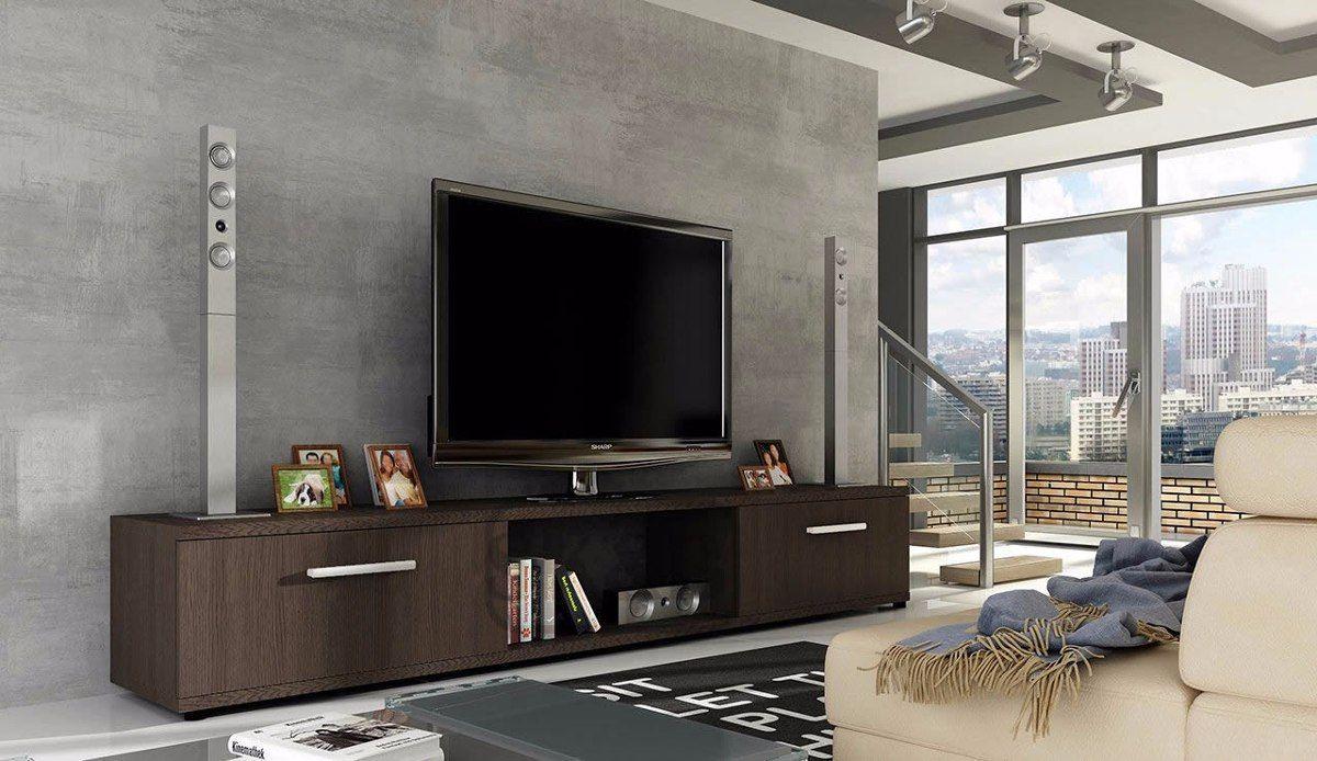 Mesa Tv Benedit Muebles Mesa Tv Pinterest # Meuble Tv Fado
