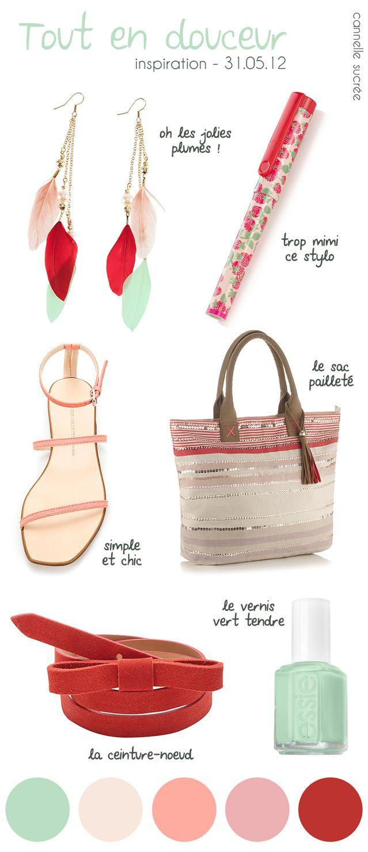 Inspiration 3# - Tout en douceur - http://cannellesucree.wordpress.com