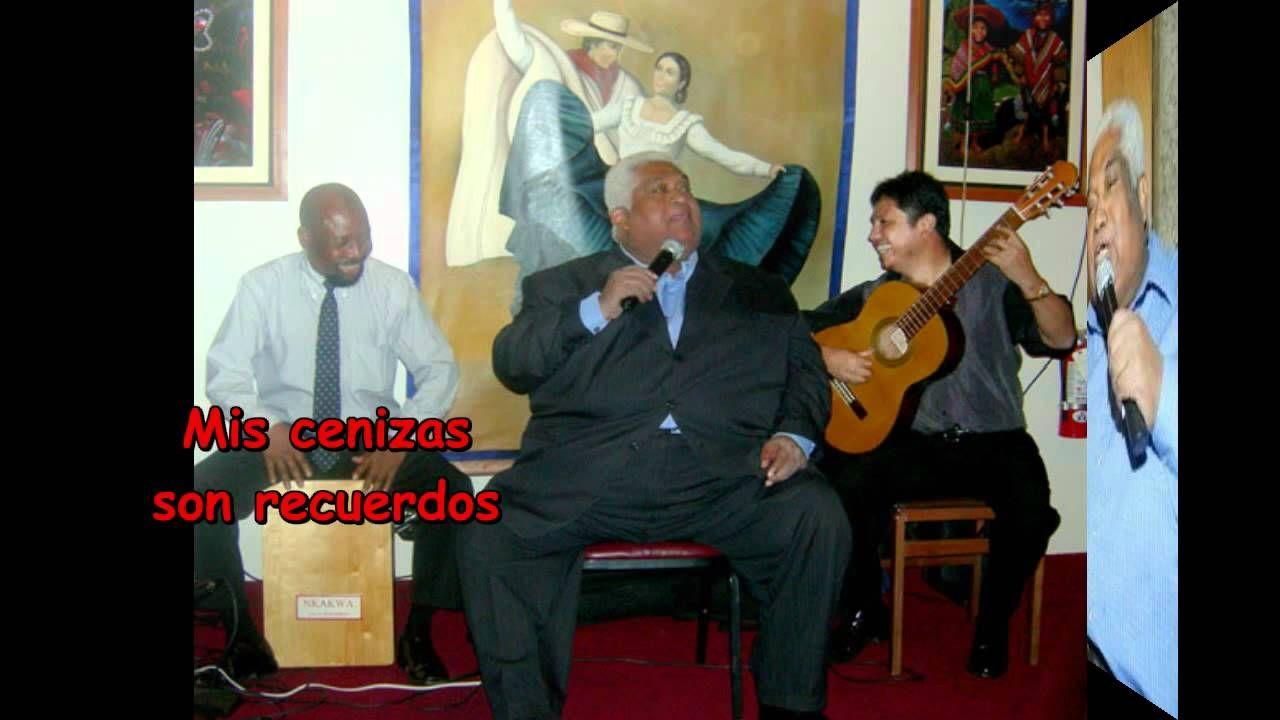Pin On Musicos Peruanos Criollos Lando
