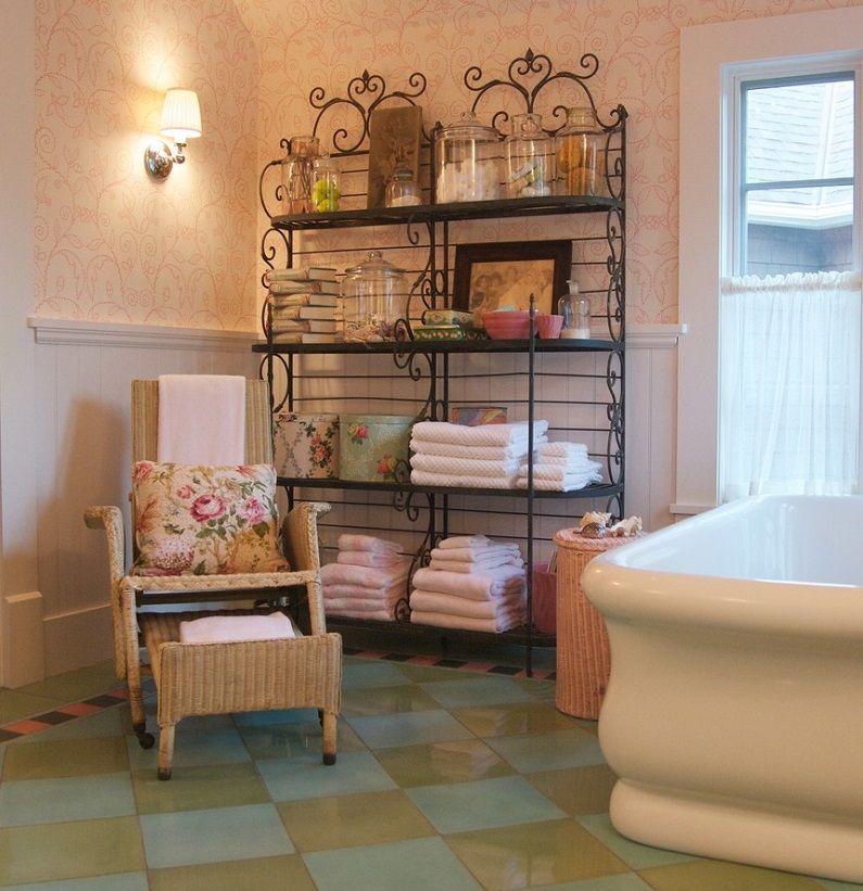 Мебель для ванной прованс: фото новинок дизайна | Для дома