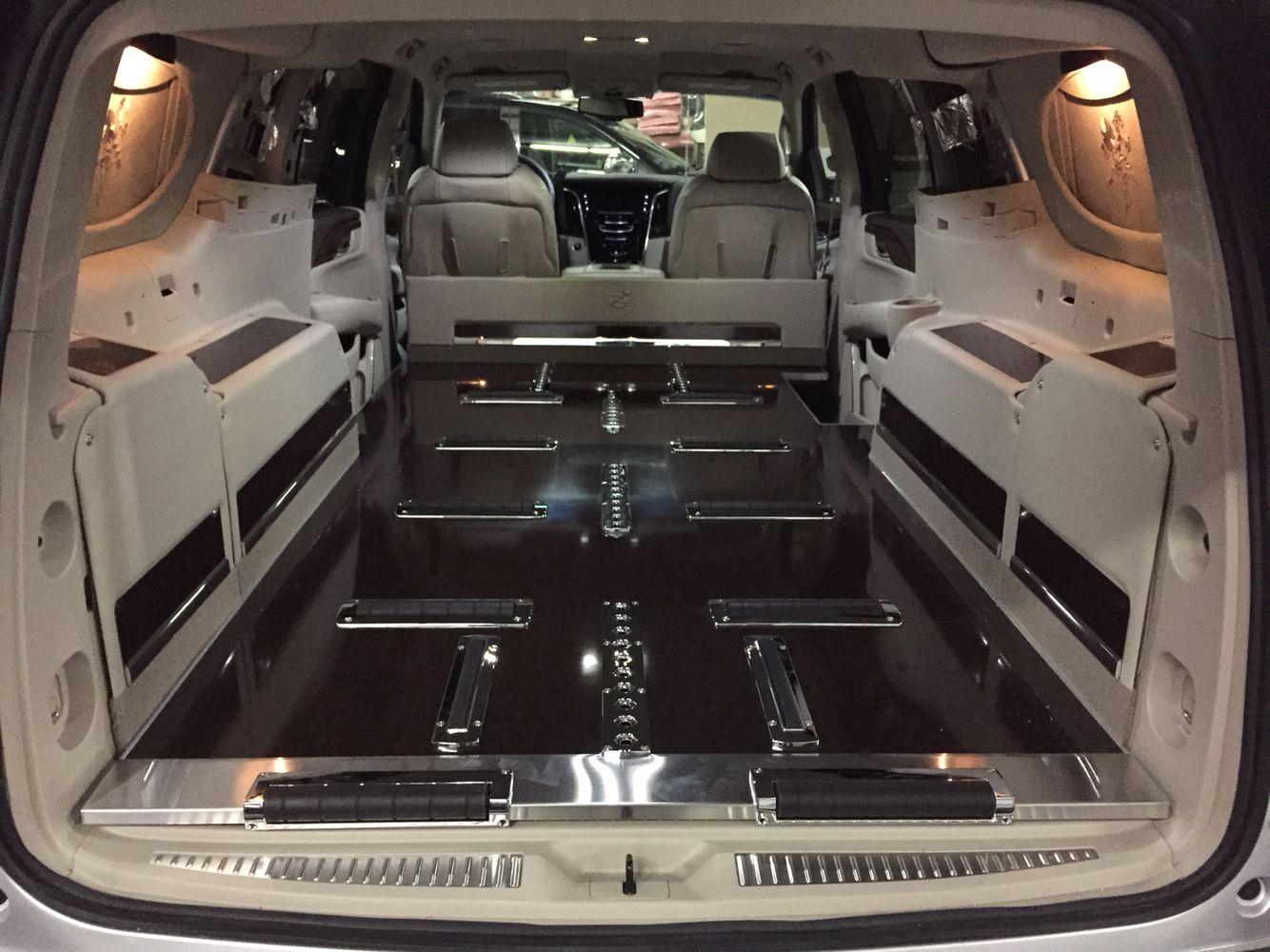 K2 interior suburban or escalade hearse | Business ...