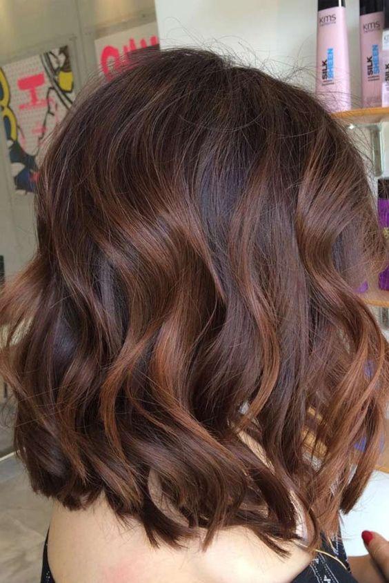 100 Balayage Hair Ideas From Natural To Dramatic Colors Lovehairstyles Thin Hair Haircuts Hair Styles Hair Color Caramel