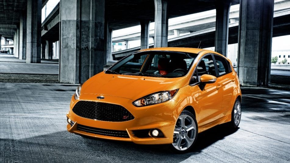 2017 Ford Fiesta Courtesy Of Ford Media Cool Sports Cars