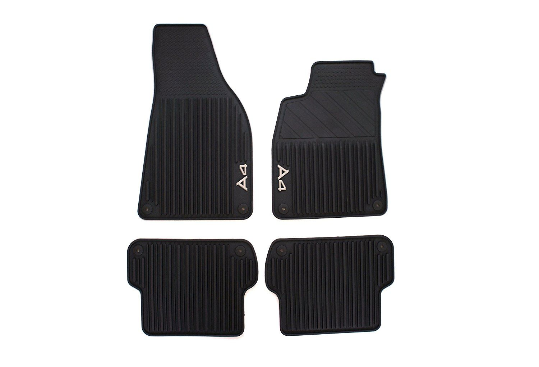 Genuine Audi Accessories 8e1061450041 Rubber All Weather Floor Mat