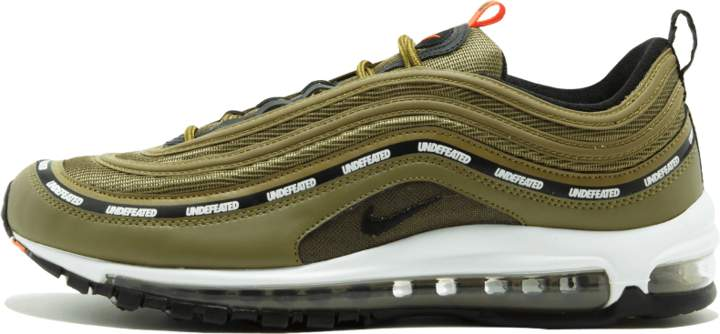 b9049aa48682 Nike Air Max 97 OG UNDFTD Militia Green  Metallic Silver  Undefeated ...